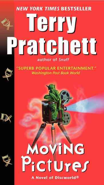 Moving Pictures By Pratchett, Terry