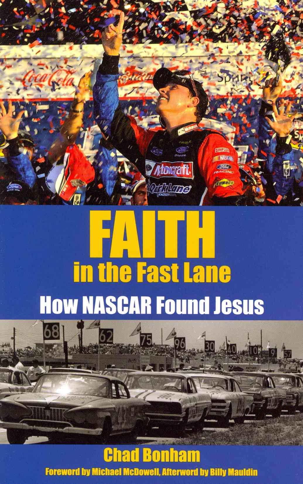 Faith in the Fast Lane By Bonham, Chad